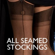 All seamed stockings