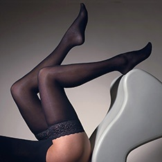 1015 Velvet 50 denier opaque hold-ups