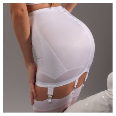 Rago 1365 6-strap plain open bottom girdle