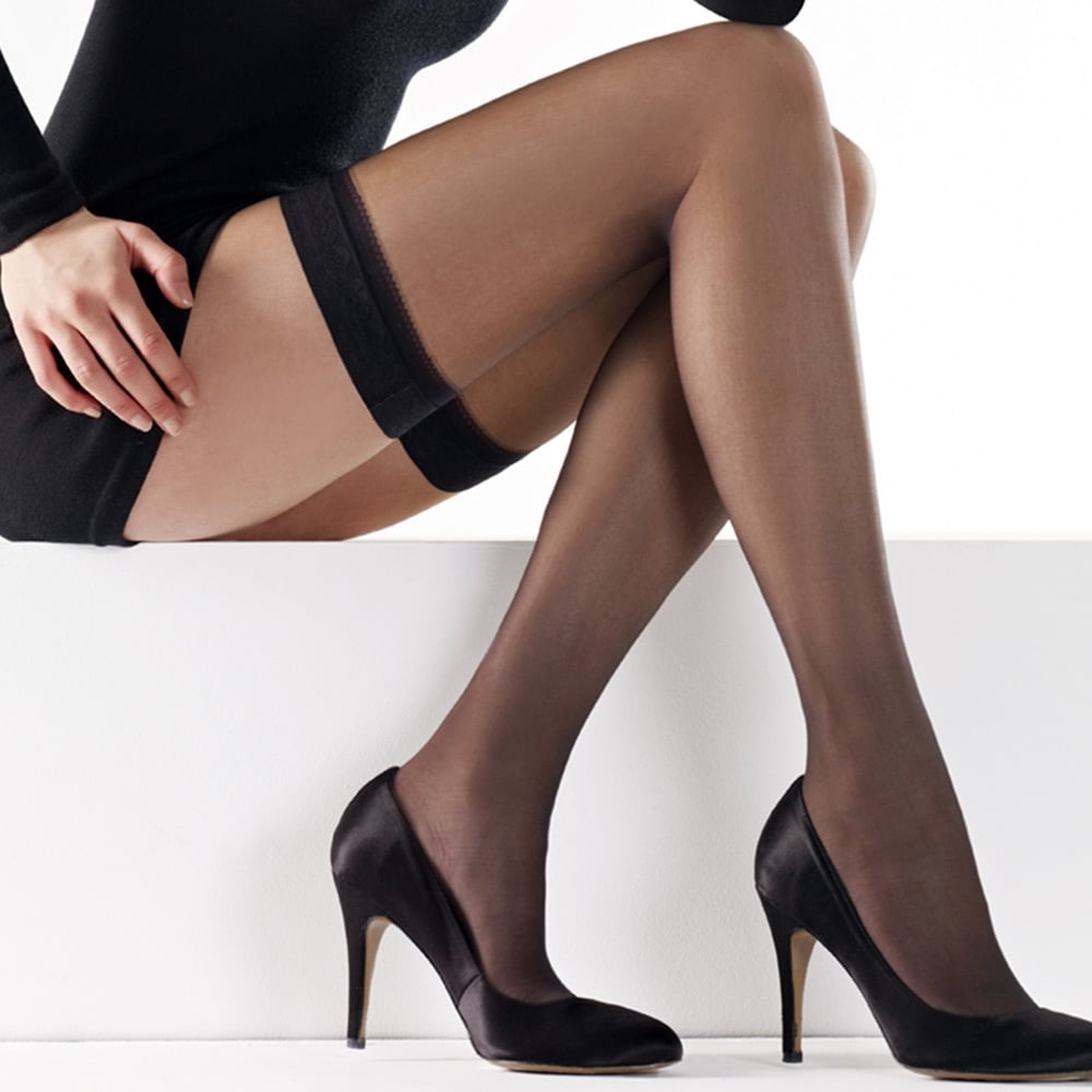 833a22d06 Charnos 24 7 hold-ups - 2 pair pack at Stockings HQ  The Charnos Shop