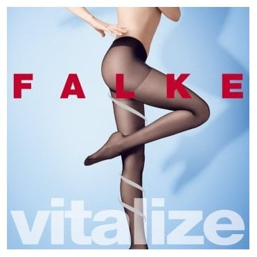 Falke 40592 Leg Vitalizer 20 denier matt medium support tights