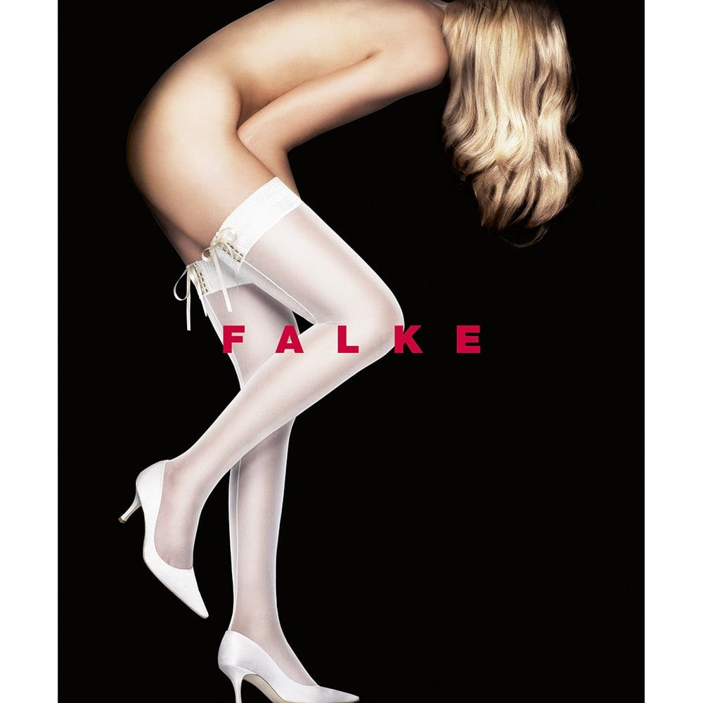 Falke 41622 Corsage seamed tulle hold-ups