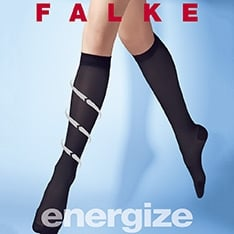 41785 Leg Energizer 50 denier strong support knee highs