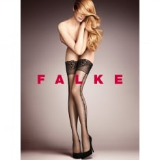 Falke 42097 Enchained sheer chain seam hold-ups