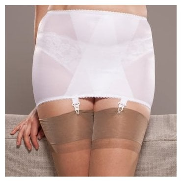 Berdita 93545 Grace powernet roll on open bottom girdle