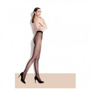 2d0fc9698 Fiore Buona Sera dotted opaque tights at Stockings HQ the Fiore UK ...