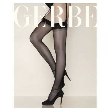 Gerbe Altesse reinforced heel and toe (RHT) stockings