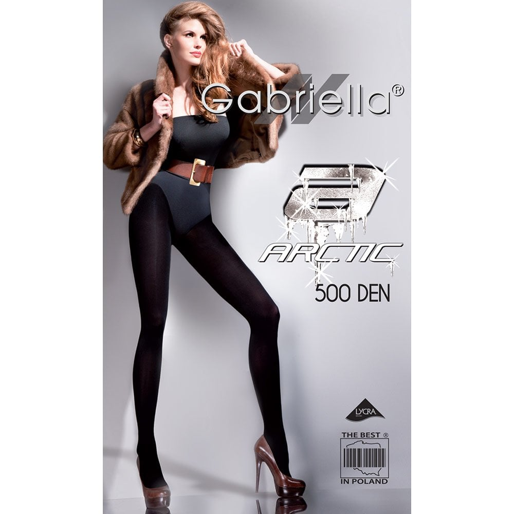 839b2ef804ab3 Gabriella Arctic Collant 500 denier tights at Stockings HQ: Tights Shop