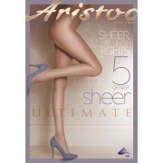 Aristoc 5D Ultimate ultra-sheer run-resist tights - END OF LINE - SAVE 37%!