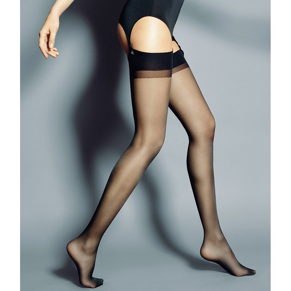 Veneziana Calze 15 sheer stockings with soft band