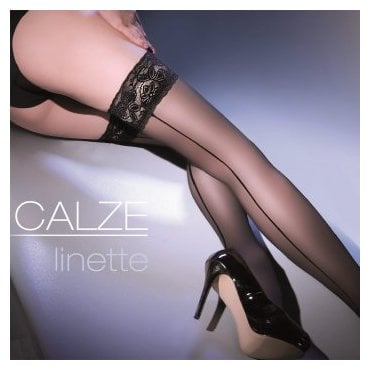 Gabriella Calze Linette seamed hold-ups