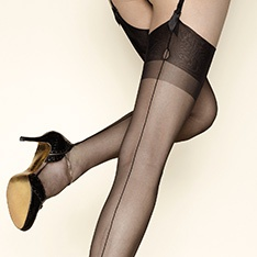 Carnation fully fashioned stockings