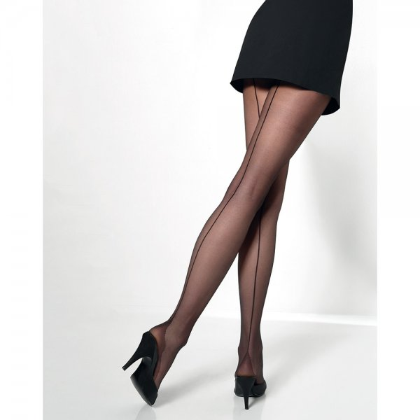 730c240f2 Cette Vienna seamed tights at Stockings HQ  The UK Cette Tights Shop