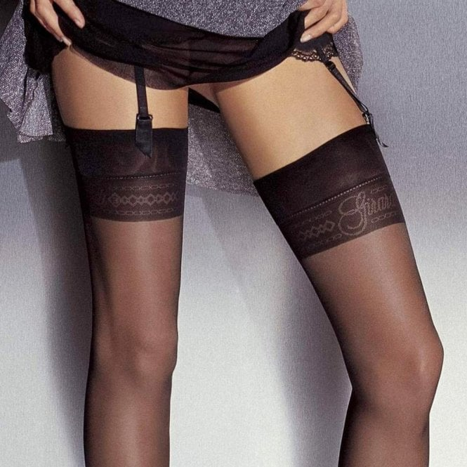 Girardi ChantalSignature logo stockings