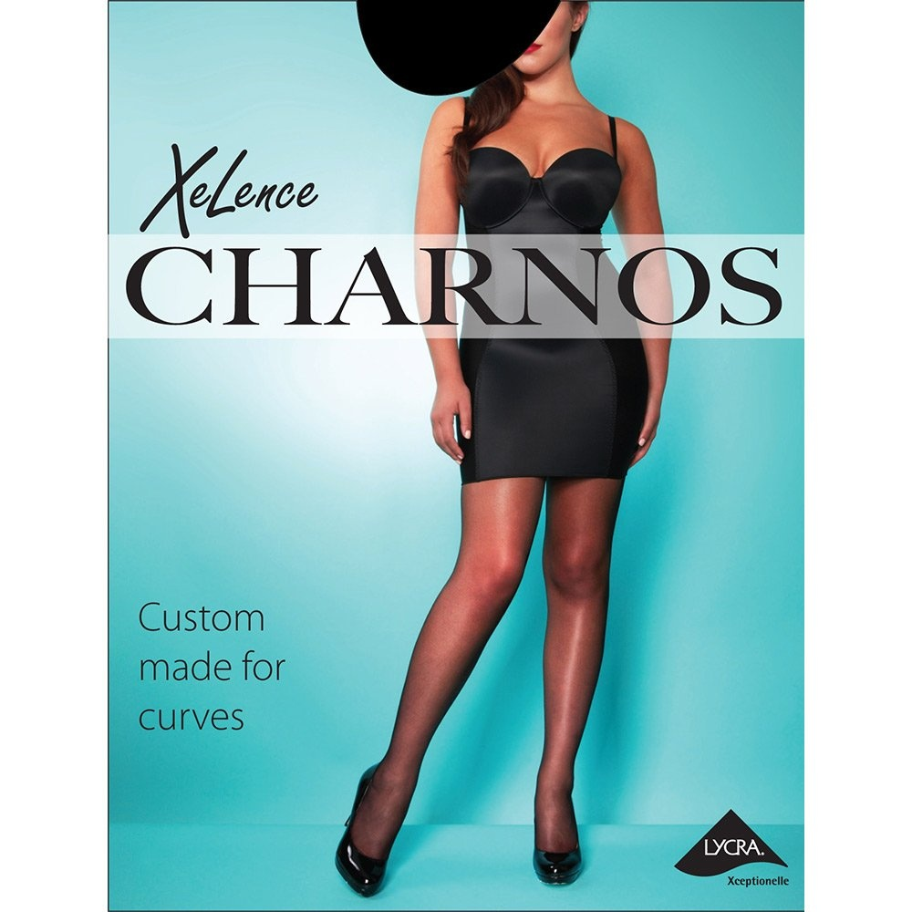 d6f3348f333 Charnos XeLence 15 denier sheer tights at Stockings HQ - the Charnos ...