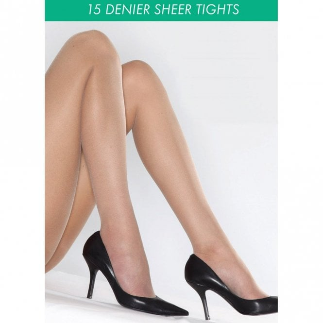 Cindy 15 denier everyday sheer tights