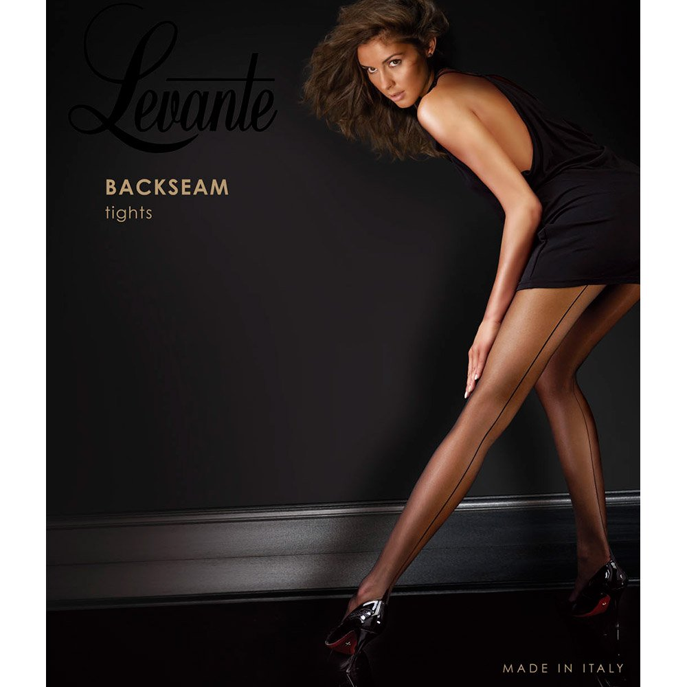 Levante Classic backseam sheer tights