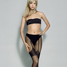 Cocco suspender effect tights