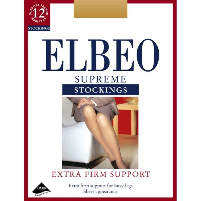Elbeo Support Supreme factor 12 extra firm support stockings - Special offer - Damaged Packaging