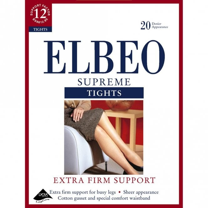 Elbeo Supreme Support factor 12 extra firm tights