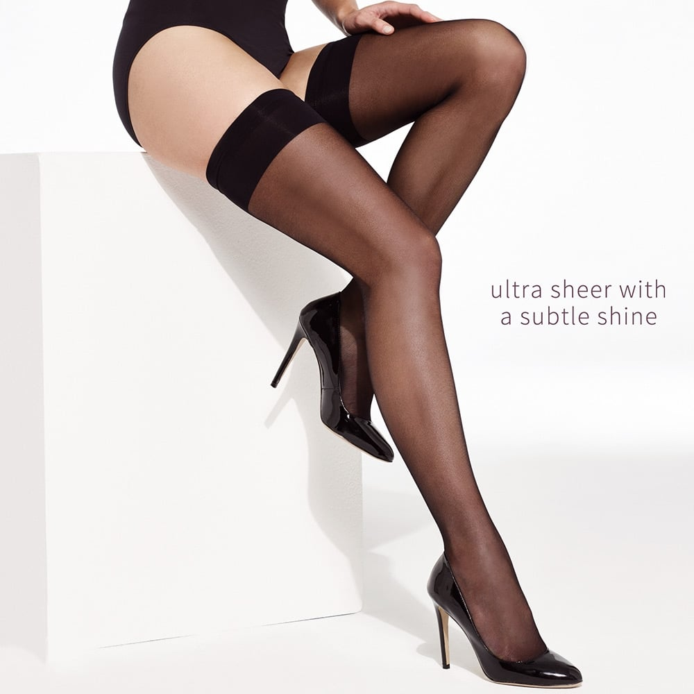 79a05ac1b5c31 Charnos Elegance Hold-ups at Stockings HQ Charnos Hold-ups Shop