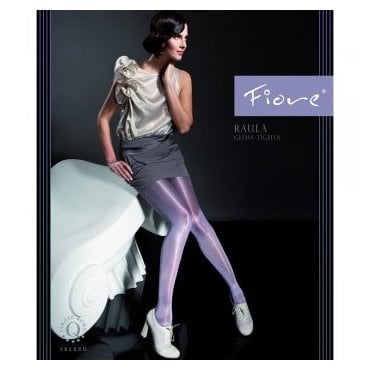 Fiore Raula satin gloss tights