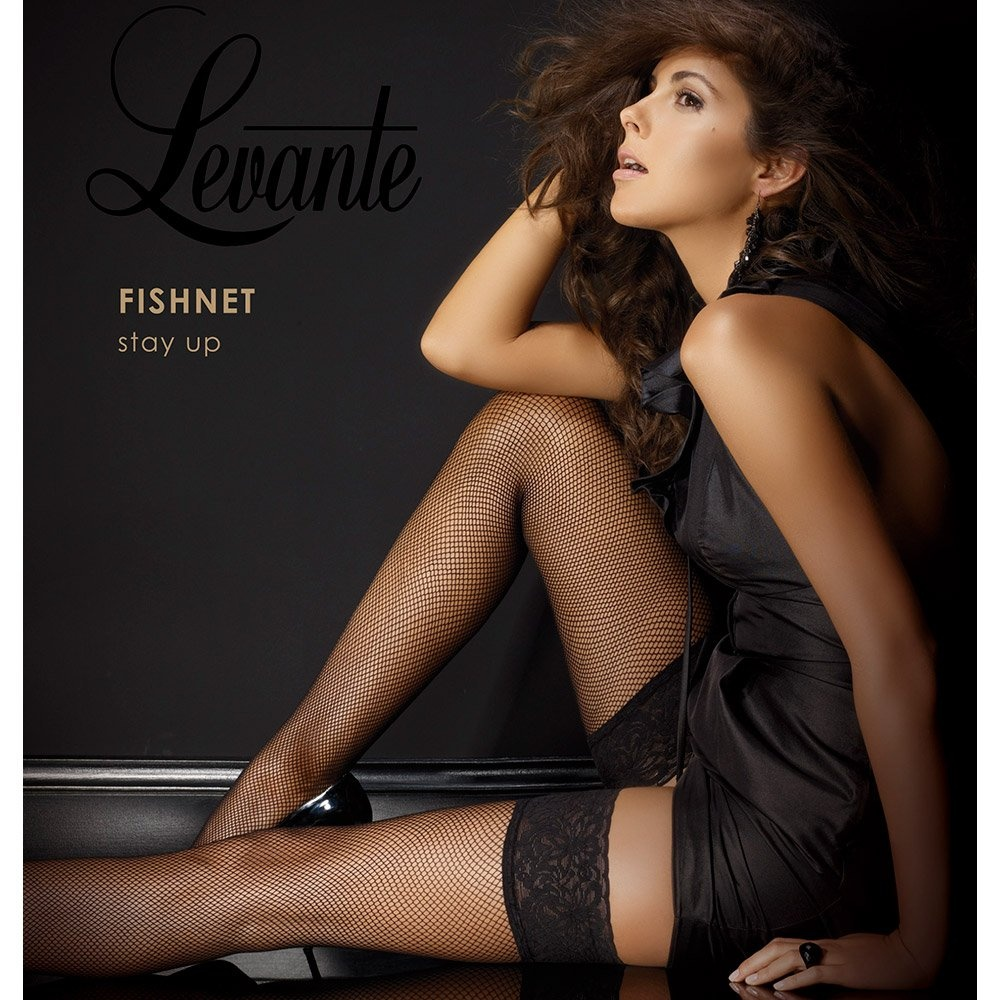 b9ce8b2d7 Levante Fishnet hold-ups at Stockings HQ  The Levante Hold-Ups Shop