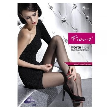 Fiore Forte run-resist Lycra Fusion tights