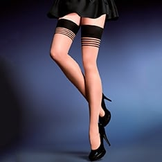 Gala smooth top 20 denier hold-ups