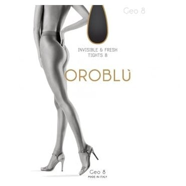 Oroblu Geo 8 Freshness ultra-sheer tights