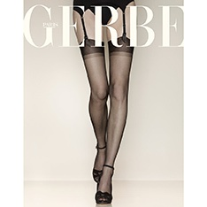 Gerlon 15 reinforced heel and toe (RHT) stockings