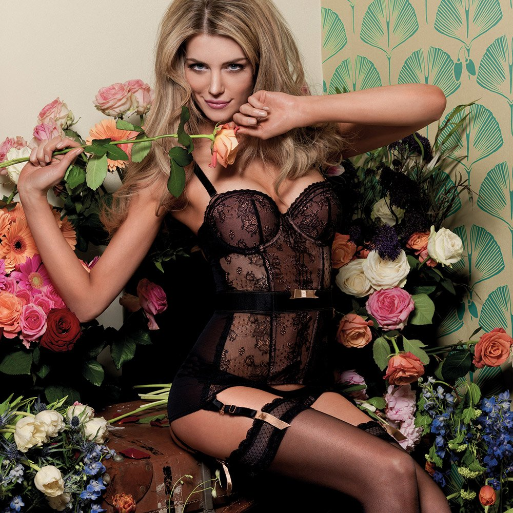 Gossard Ooh La La corselette- END OF LINE - SAVE 30%!
