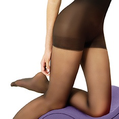 Killer Figure 15 denier hourglass control tights
