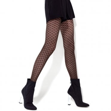 d5953902b31 Kim chainlink pattern tights - END OF LINE - SAVE 30%