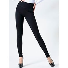 Leggy model 11 cut-and-sewn leggings