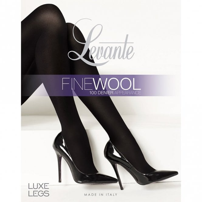 Levante Fine Wool 100 denier tights