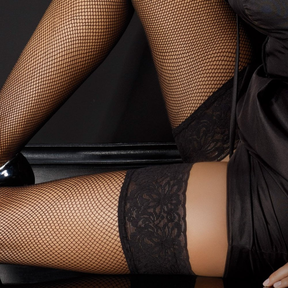 49017e3c3c3 Levante Fishnet hold-ups at Stockings HQ  The Levante Hold-Ups Shop