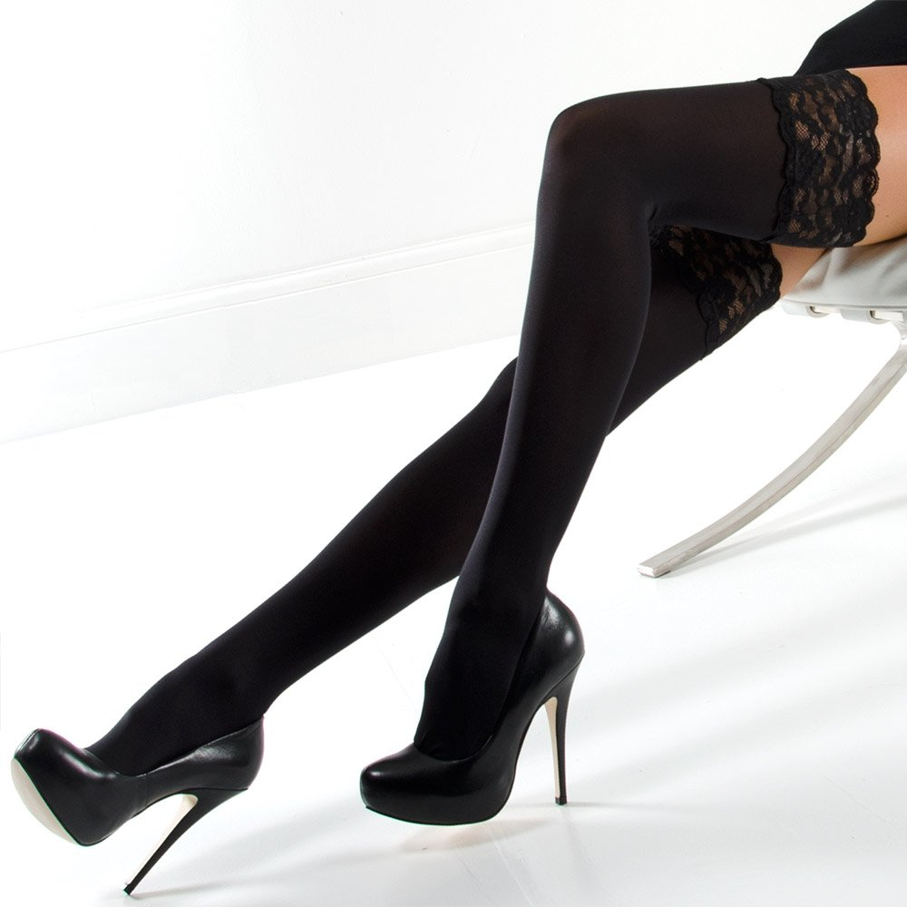 Nylonica Linea Classica Ultrasheer 7 tights at Stockings HQ