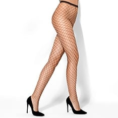Marella big fishnet tights