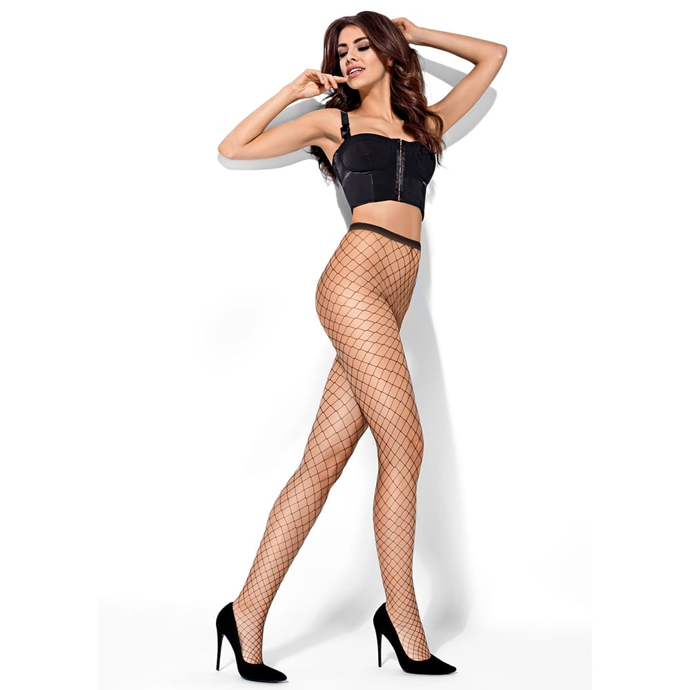 bcdd909b6 Mona Marella big fishnet tights at Stockings HQ - the UK Mona Tights Shop