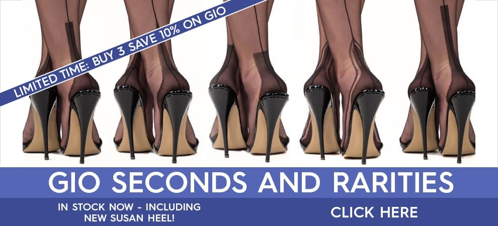 Gio seconds and rarities now in stock