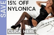 Save 15% off Nylonica
