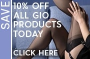 10% off Gio today