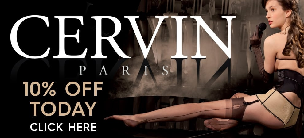 Save 10% off Cervin today
