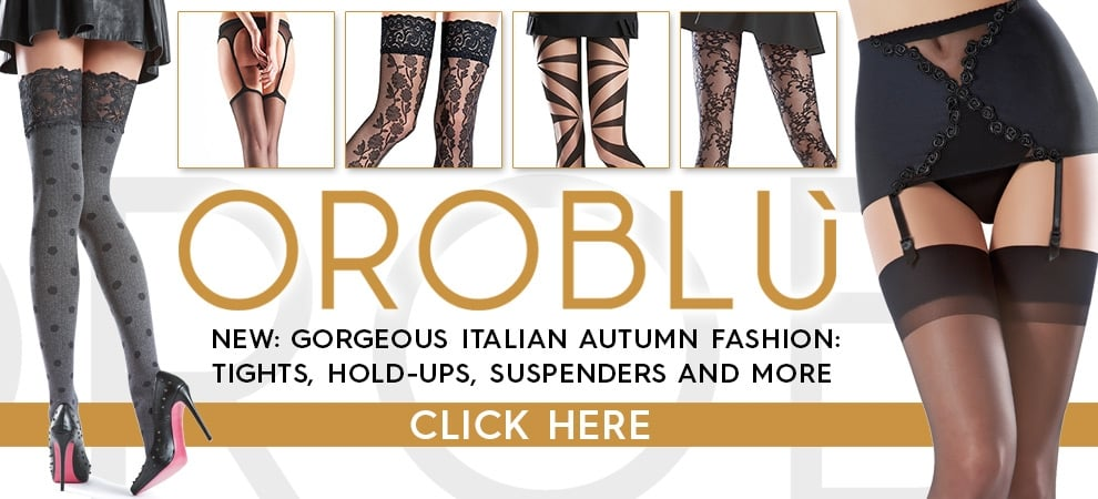 New fashion from Oroblu now in stock