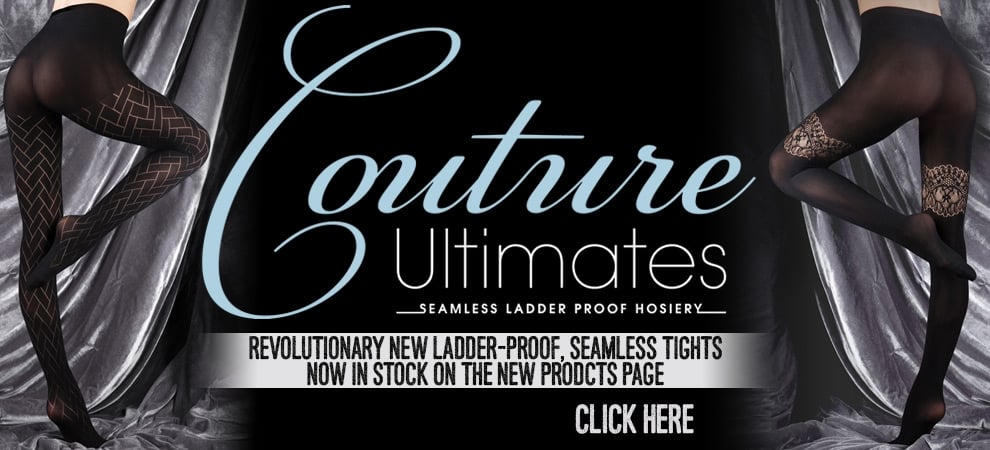 New seamless ladder-proof opaques from Couture now in stock