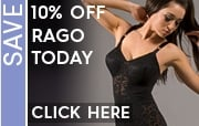10% off Rago today