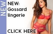 Fabulous new lingerie from Gossard