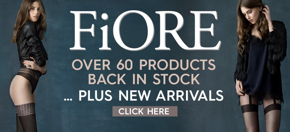 Over 60 Fiore products back in stock