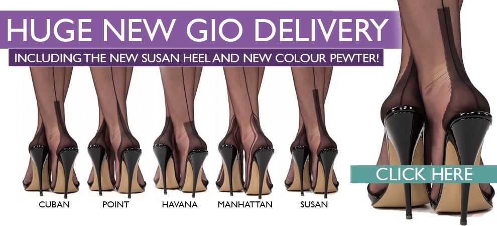 New Gio delivery in stock